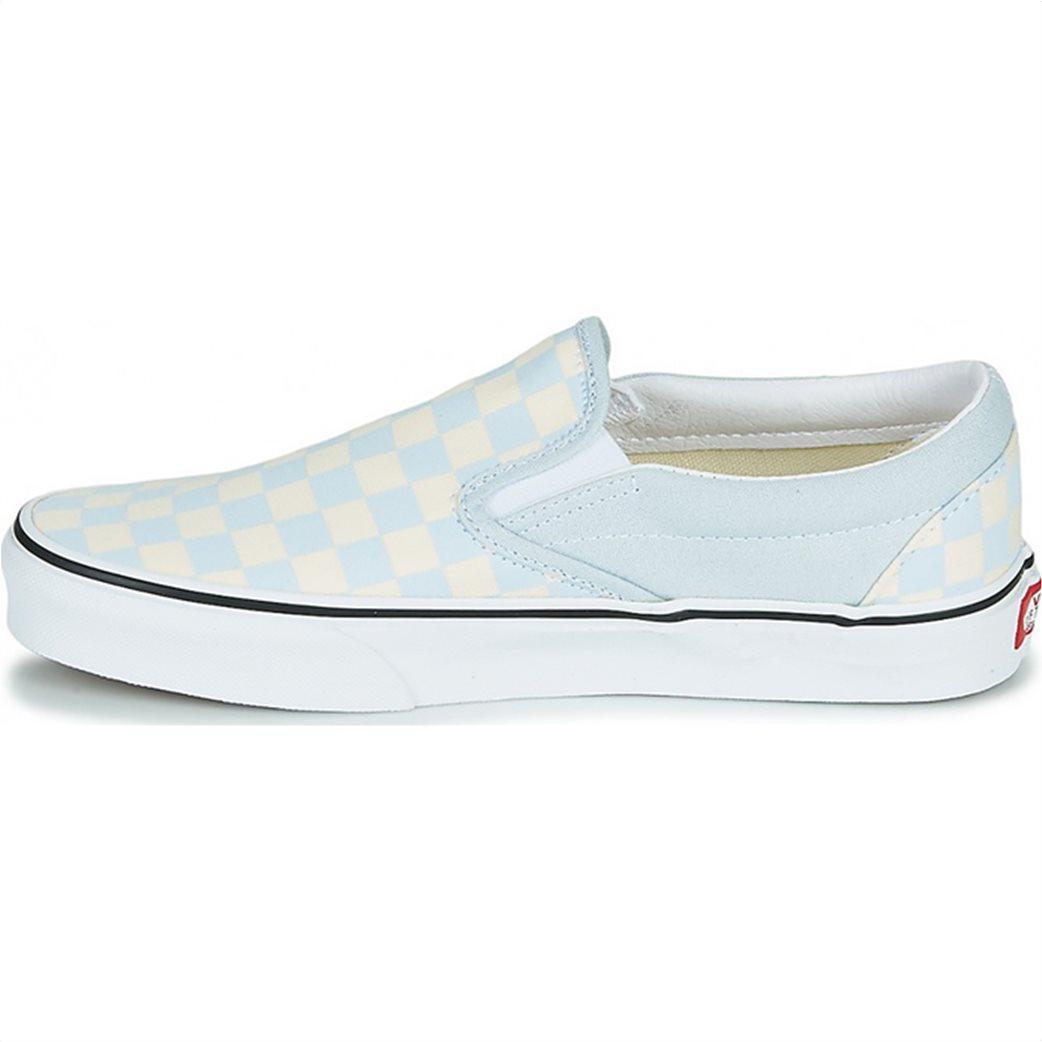 Vans unisex sneakers με check print ''UA Classic Slip-on'' 2