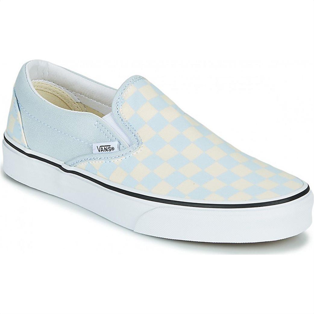 Vans unisex sneakers με check print ''UA Classic Slip-on'' 3