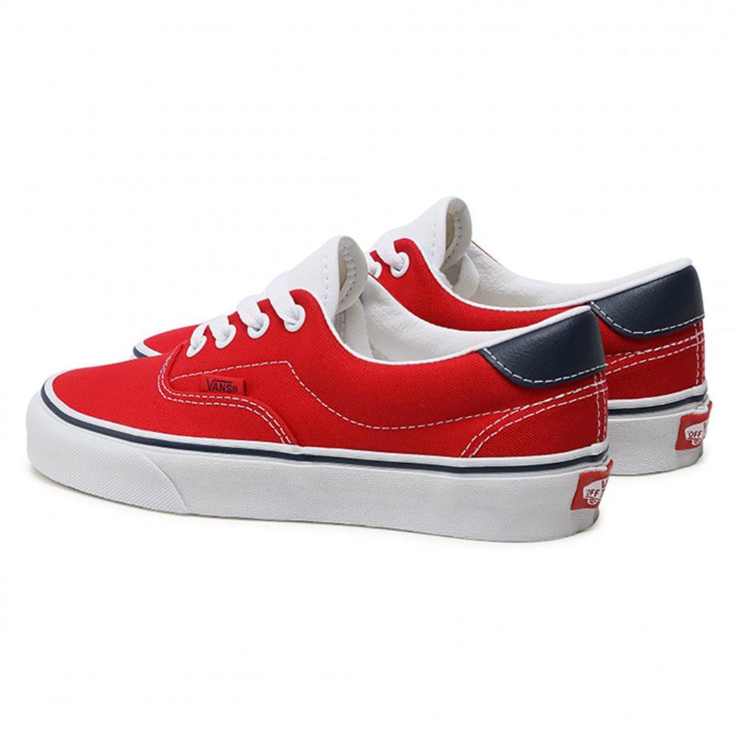 Vans unisex sneakers με δερμάτινη λεπτομέρεια ''Εra 59'' 2