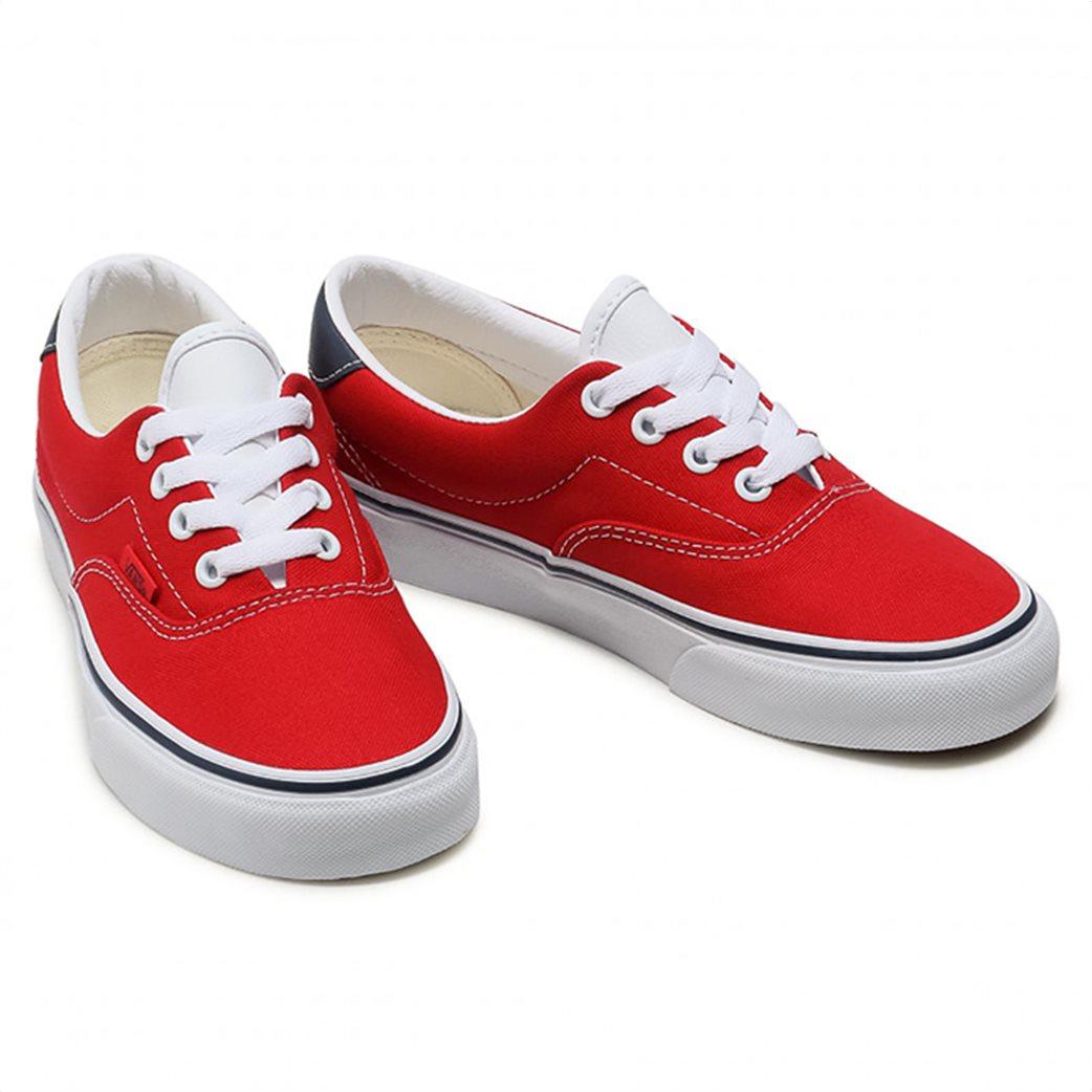 Vans unisex sneakers με δερμάτινη λεπτομέρεια ''Εra 59'' 3