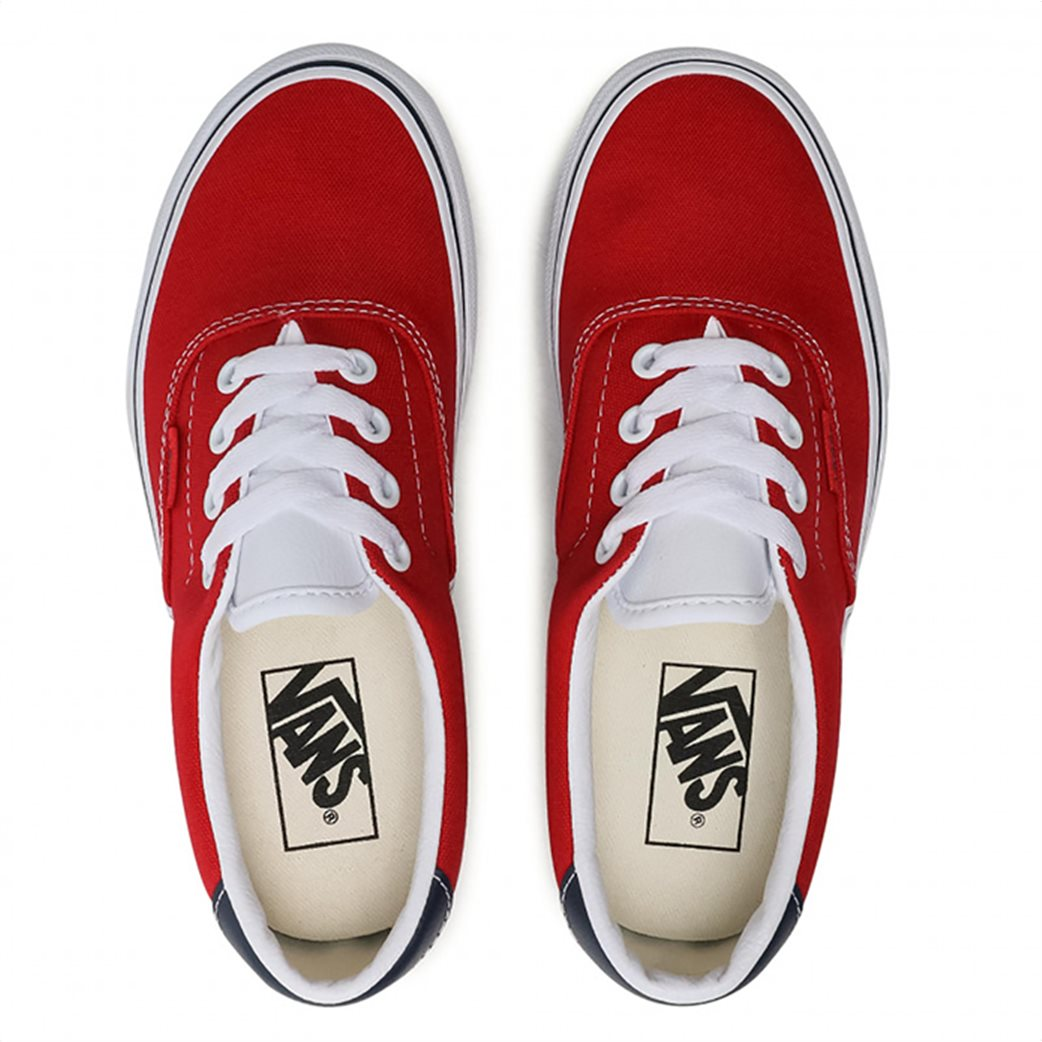 Vans unisex sneakers με δερμάτινη λεπτομέρεια ''Εra 59'' 4