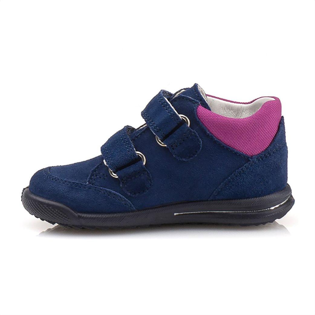 SUPERFIT βρεφικά παπούτσια με απλικέ λουλούδια 2