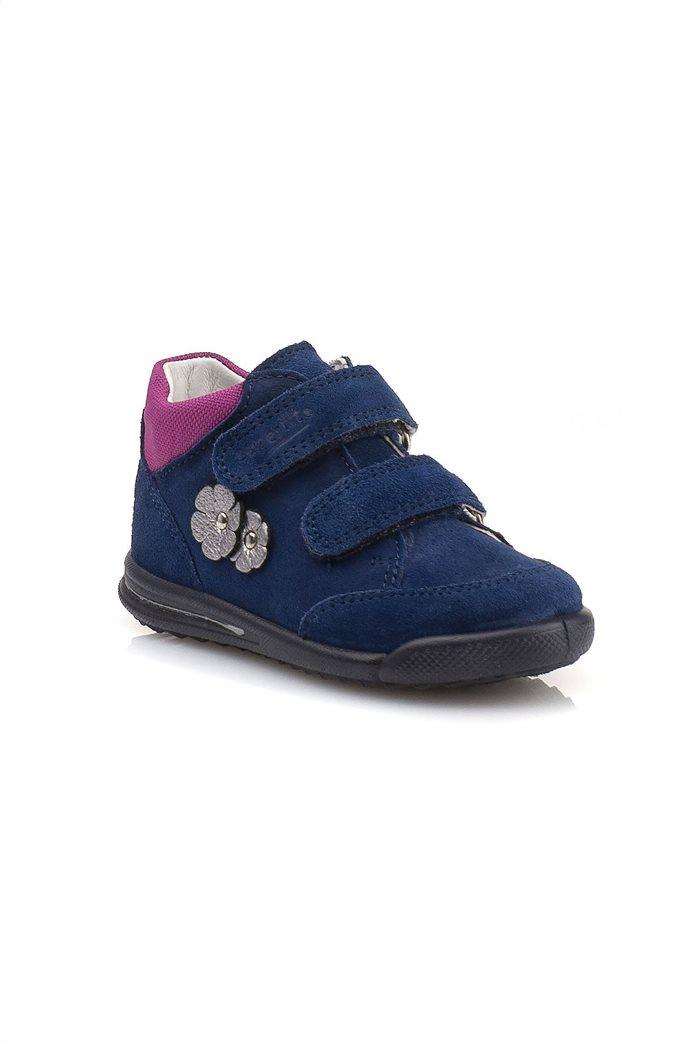 SUPERFIT παιδικά παπούτσια με απλικέ λουλούδια 0