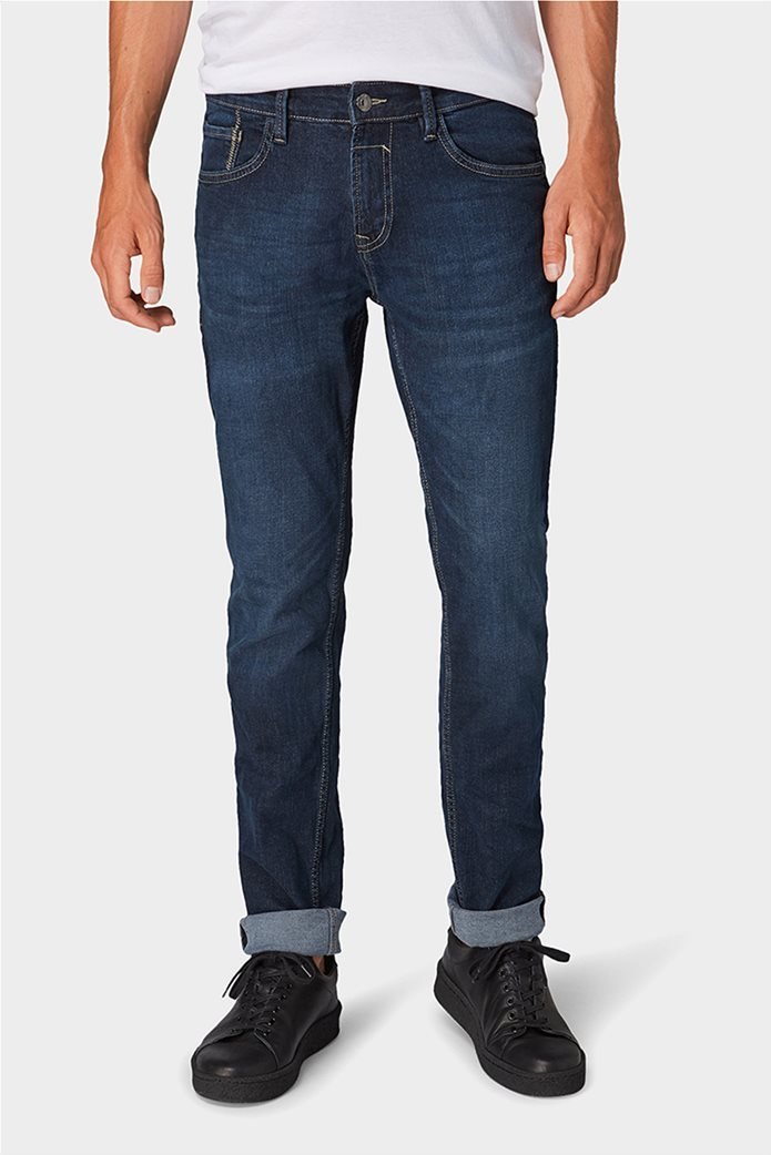 Tom Tailor ανδρικό παντελόνι τζην Piers Super Slim 0