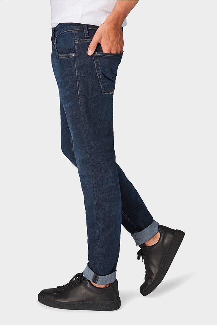Tom Tailor ανδρικό παντελόνι τζην Piers Super Slim 3