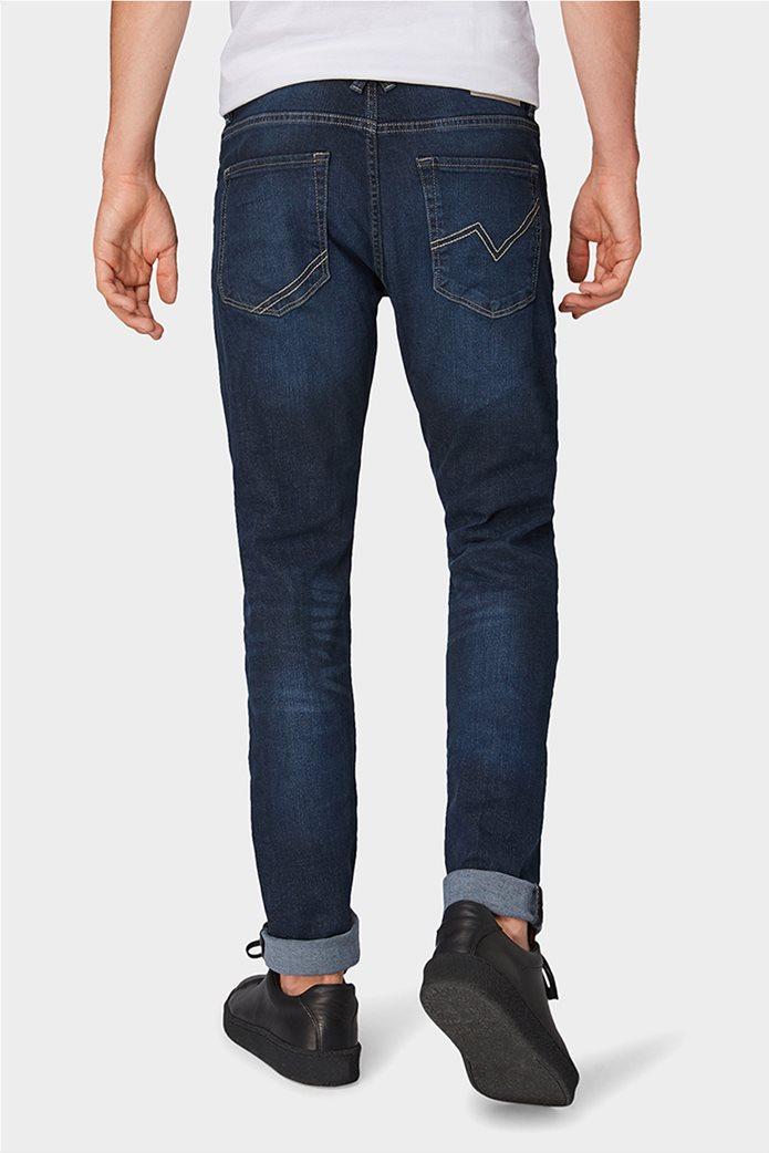Tom Tailor ανδρικό παντελόνι τζην Piers Super Slim 4