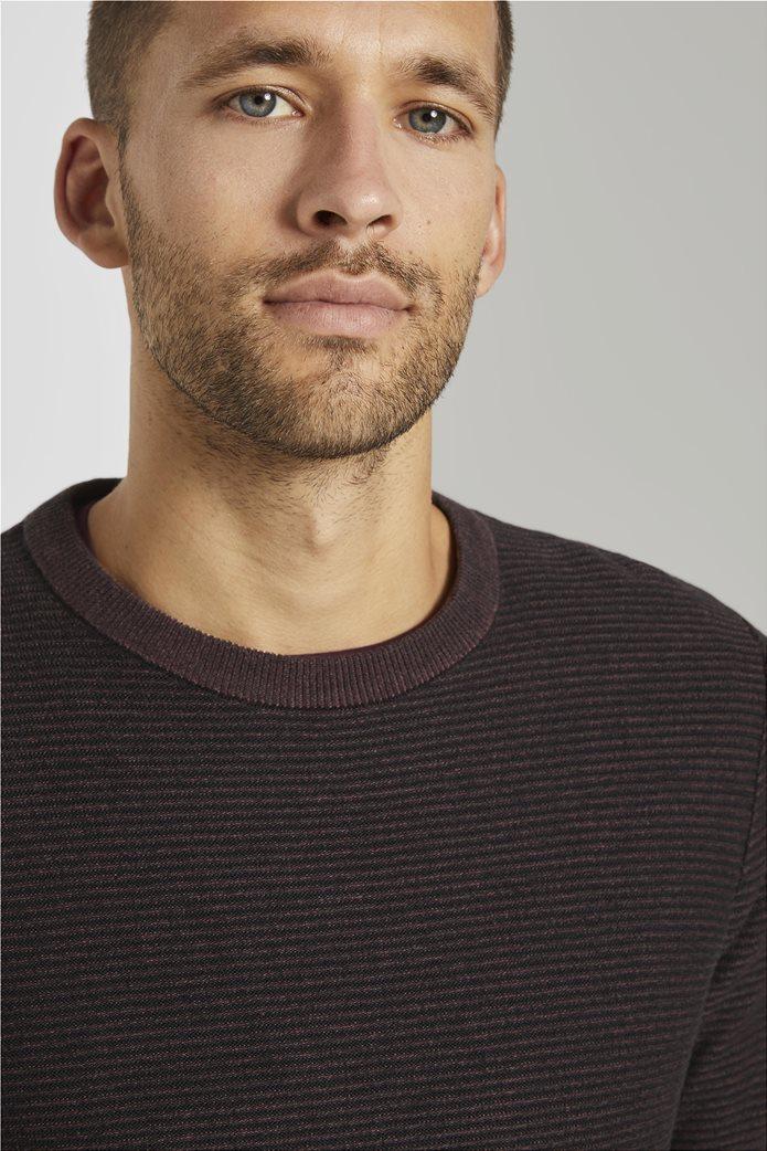 Tom Tailor ανδρικό πουλόβερ ριγέ 3
