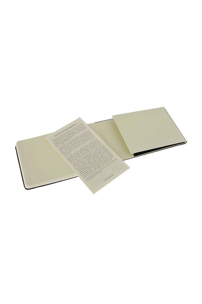 "Moleskine σημειωματάριο ""Reporter Ruled Notebook"" 2"