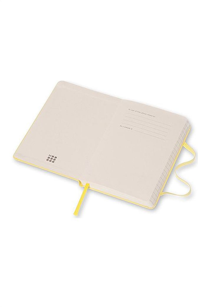 "Moleskine σημειωματάριο ""Rules Notebook Dandelion Yellow"" 1"