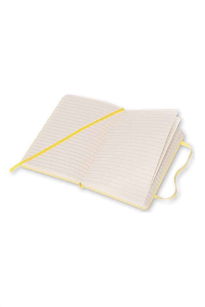 "Moleskine σημειωματάριο ""Rules Notebook Dandelion Yellow"" 2"