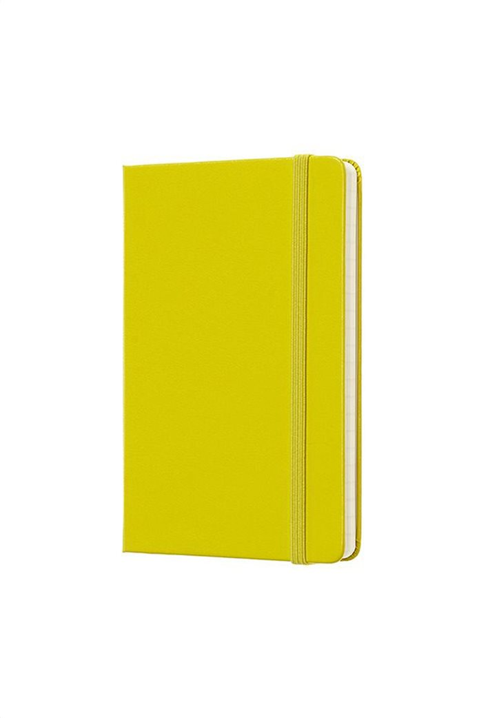 "Moleskine σημειωματάριο ""Rules Notebook Dandelion Yellow"" 3"