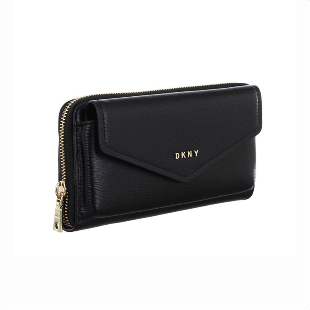 DKNY γυναικείο πορτοφόλι με λουράκι crossbody ''Polly'' 2