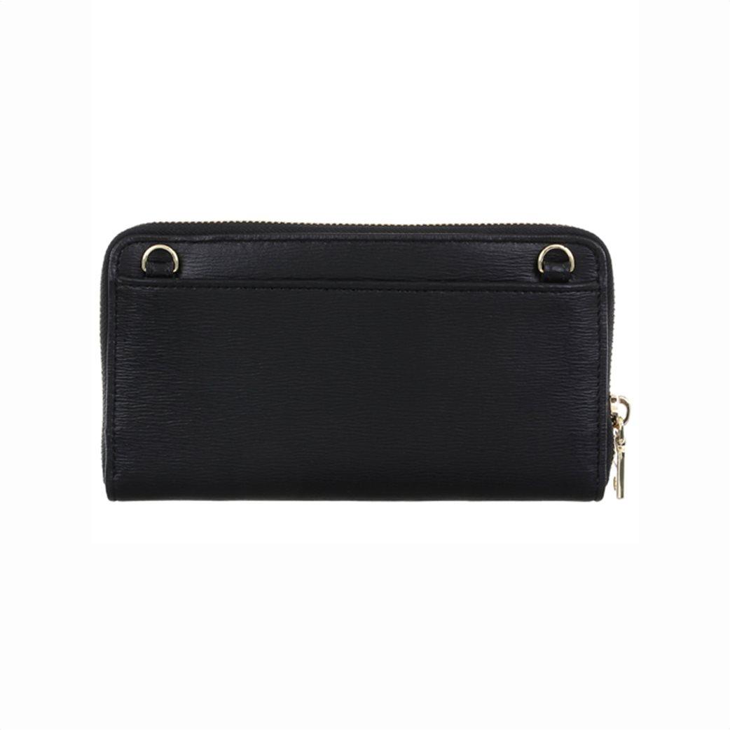 DKNY γυναικείο πορτοφόλι με λουράκι crossbody ''Polly'' 3