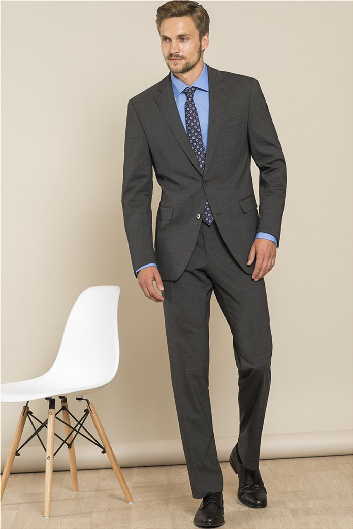 Mauro Boano ανδρικό κοστούμι slim fit 0