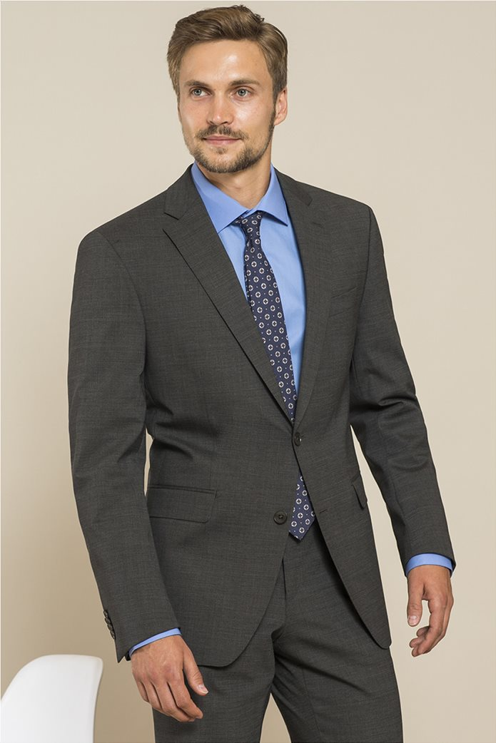 Mauro Boano ανδρικό κοστούμι slim fit 1