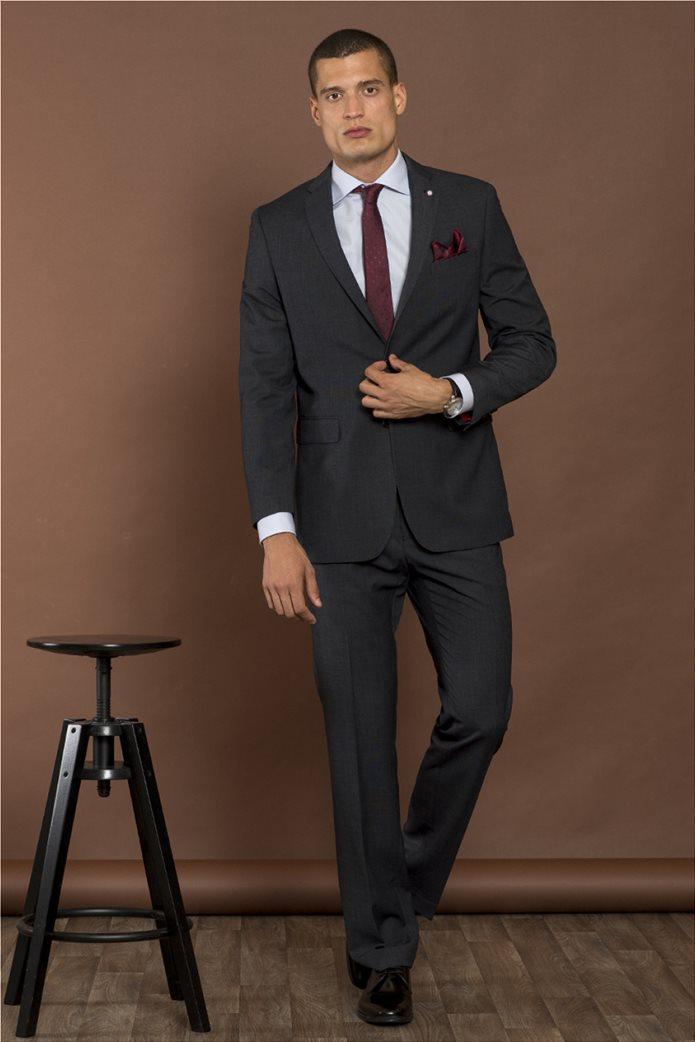 Donini Trend κοστούμι modern fit με μικροσχέδιο 0