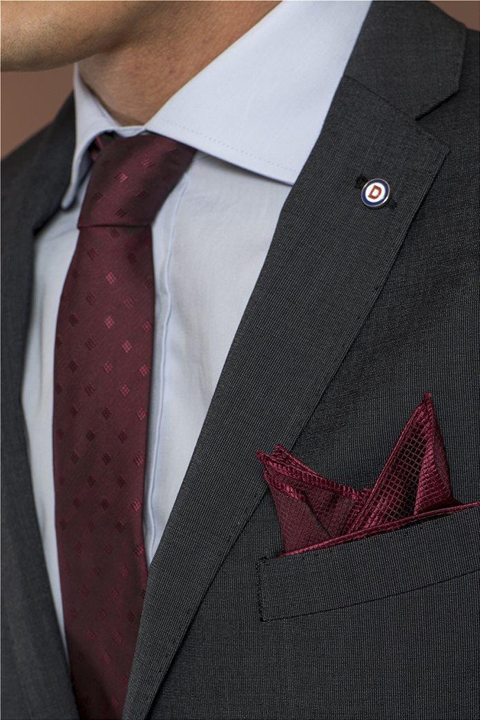Donini Trend κοστούμι modern fit με μικροσχέδιο 2