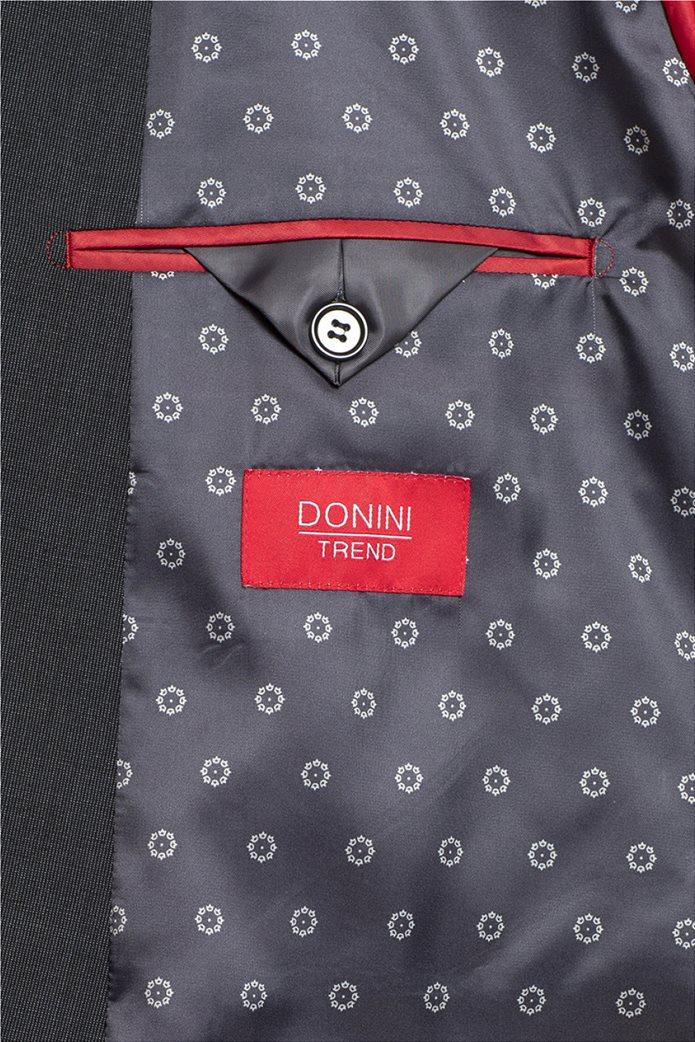 Donini Trend κοστούμι modern fit με μικροσχέδιο 3
