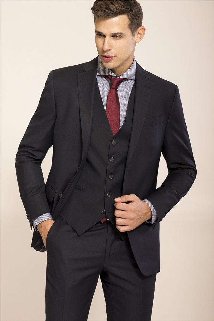 Don Hering κοστούμι 3 κομματιών Super slim fit 1