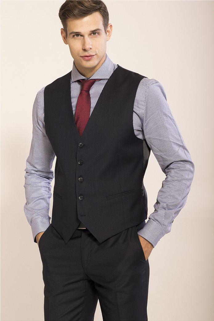 Don Hering κοστούμι 3 κομματιών Super slim fit 2