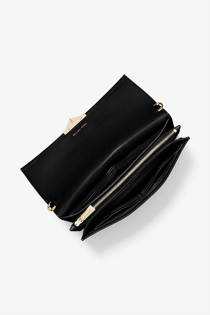 """Μichael Kors γυναικεία τσάντα crossbody με μεταλλικά αλυσίδα """"Cece Large"""" 2"""
