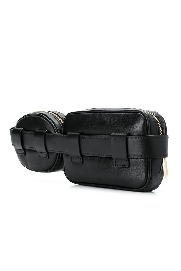 """Michael Kors γυναικείο δερμάτινο belt bag  """"Jet Set"""" 2"""
