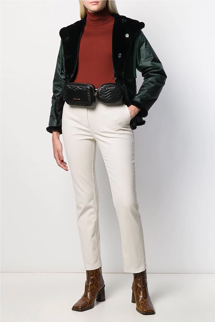 """Michael Kors γυναικείο δερμάτινο belt bag  """"Jet Set"""" 3"""