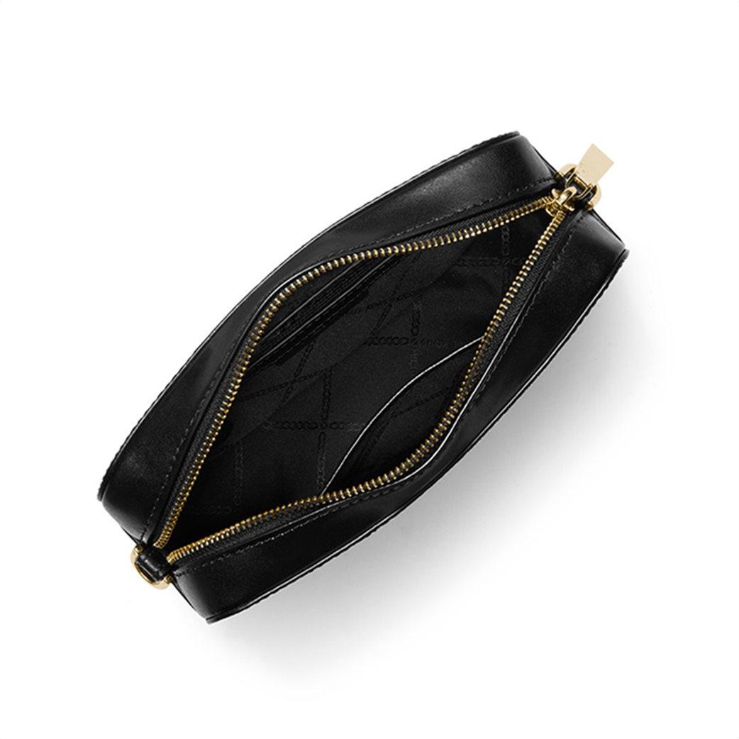 Michael Kors γυναικεία crossbody τσάντα με all-over logo letter print 2
