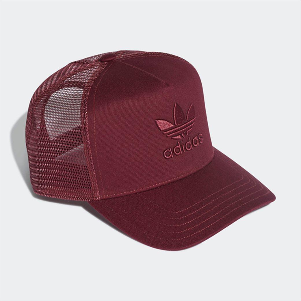 c59470fae1 Adidas unisex καπέλο Trefoil Trucker Cap 2