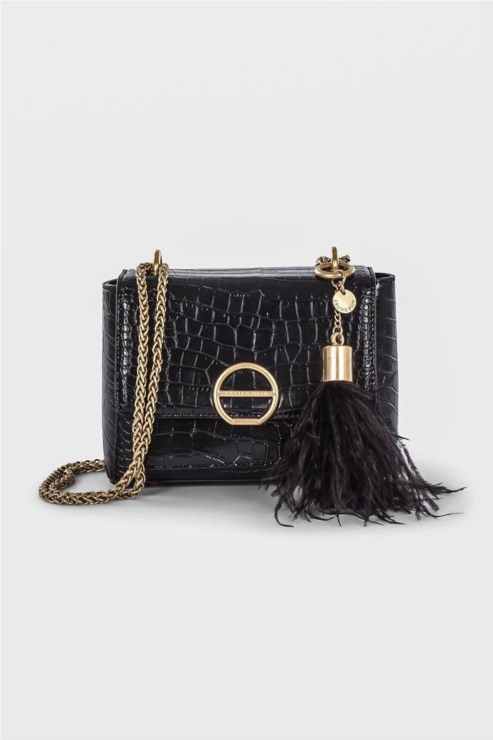 "Céline Dion γυναικεία τσάντα ώμου με αλυσίδα ""Sonata"" 0"