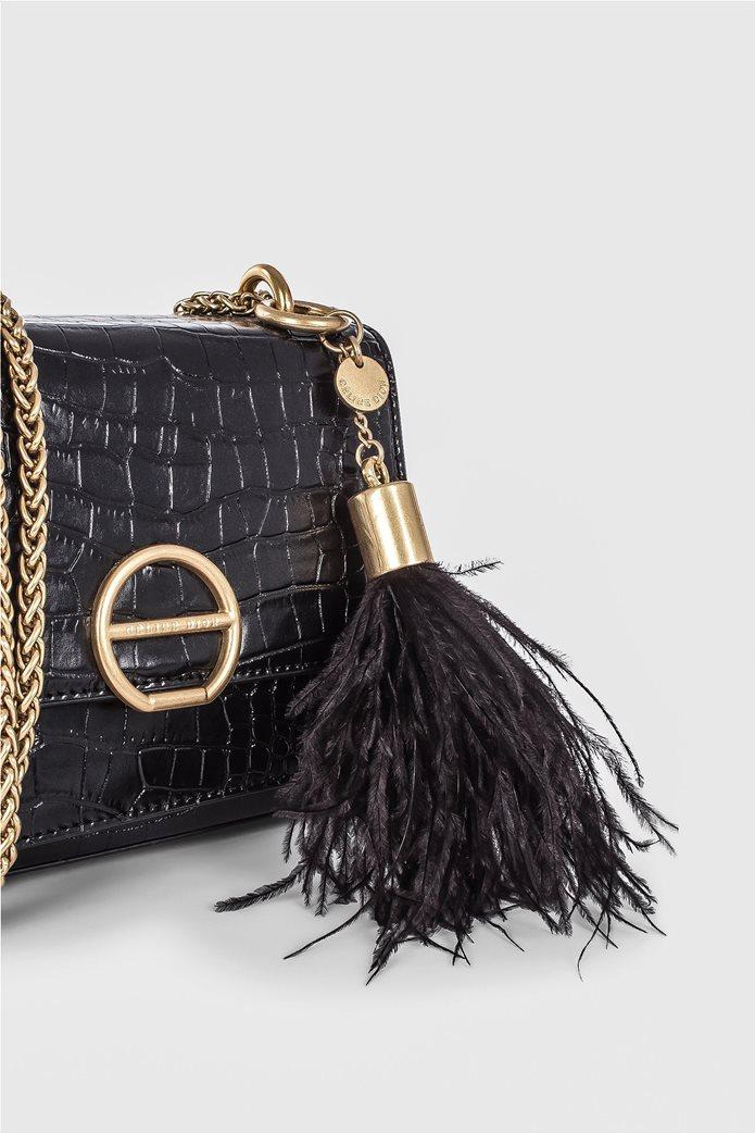 "Céline Dion γυναικεία τσάντα ώμου με αλυσίδα ""Sonata"" 2"