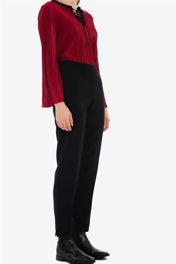 Jupe γυναικείo υφασμάτινο ψηλόμεσο παντελόνι 4