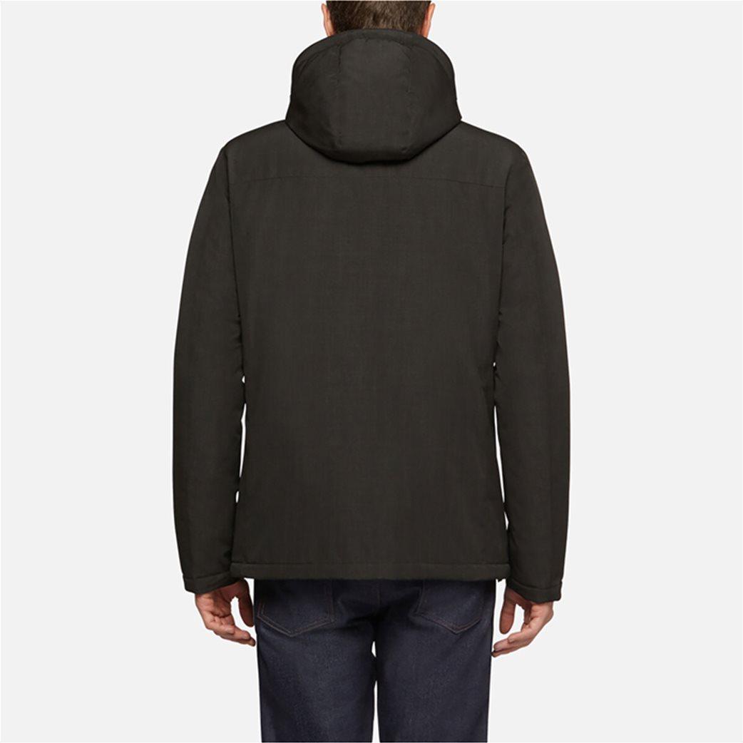 "Geox ανδρικό μπουφάν με κουκούλα ""Arrall Man"" 3"
