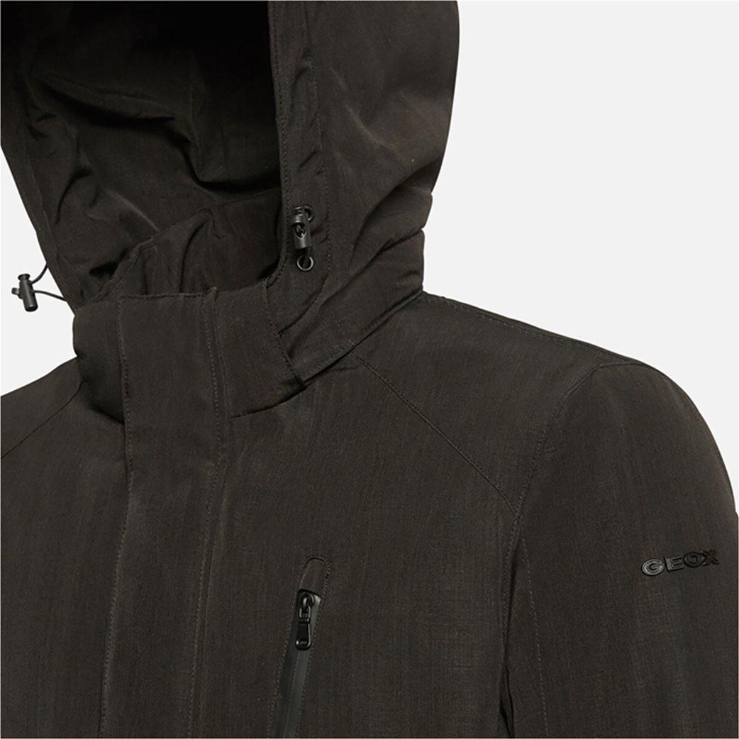 "Geox ανδρικό μπουφάν με κουκούλα ""Arrall Man"" 4"