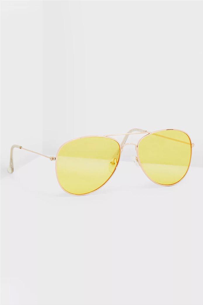 Pieces γυναικεία γυαλιά ηλίου με λεπτό σκελετό ''Cassie'' 0