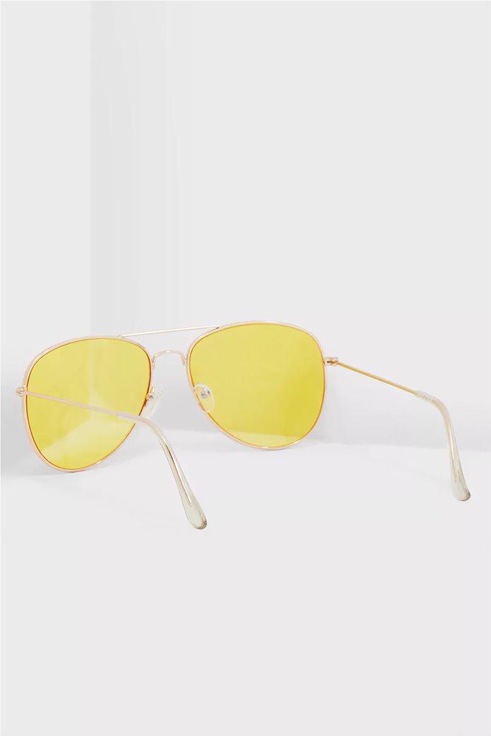 Pieces γυναικεία γυαλιά ηλίου με λεπτό σκελετό ''Cassie'' 1