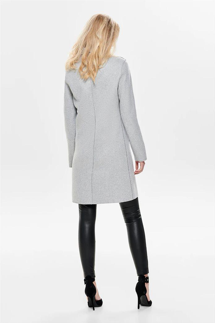 ONLY γυναικείο παλτό με δύο κουμπιά 2