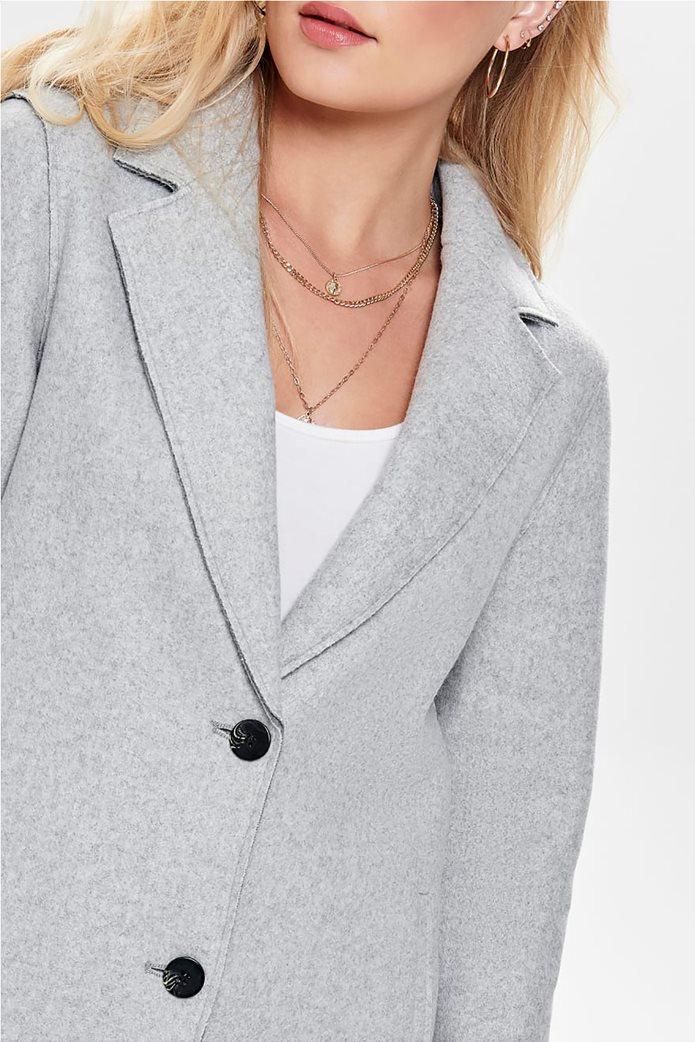 ONLY γυναικείο παλτό με δύο κουμπιά 3