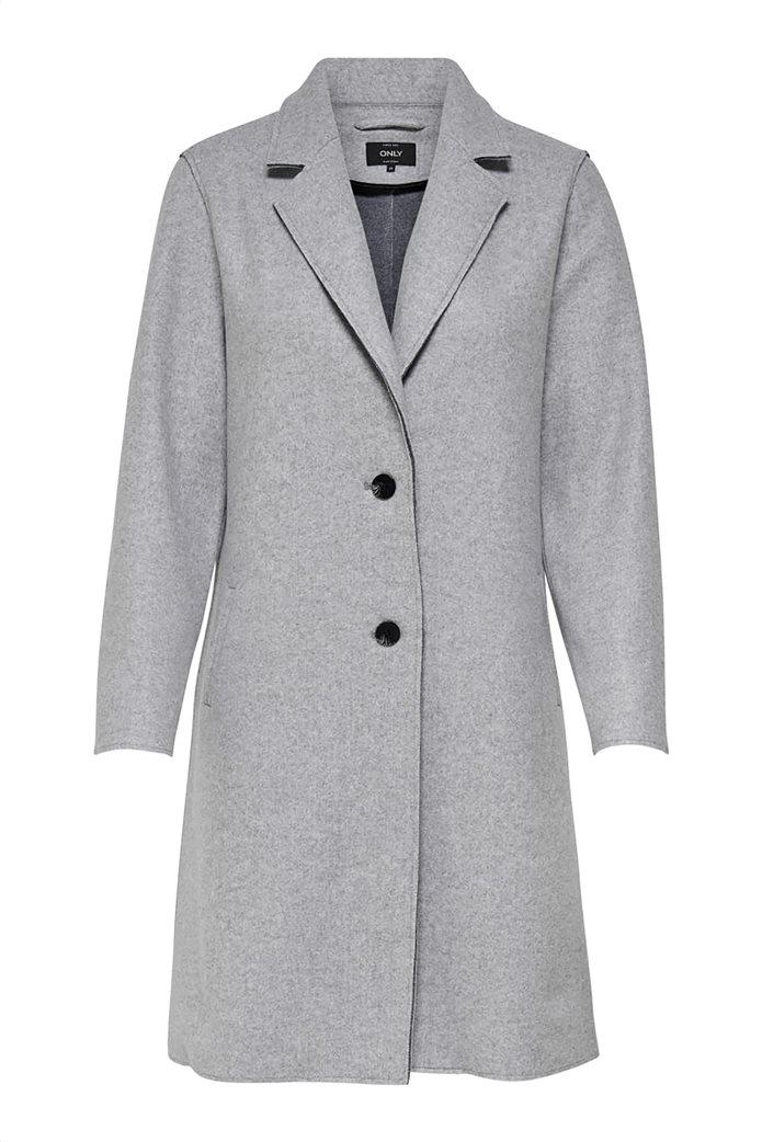 ONLY γυναικείο παλτό με δύο κουμπιά 4