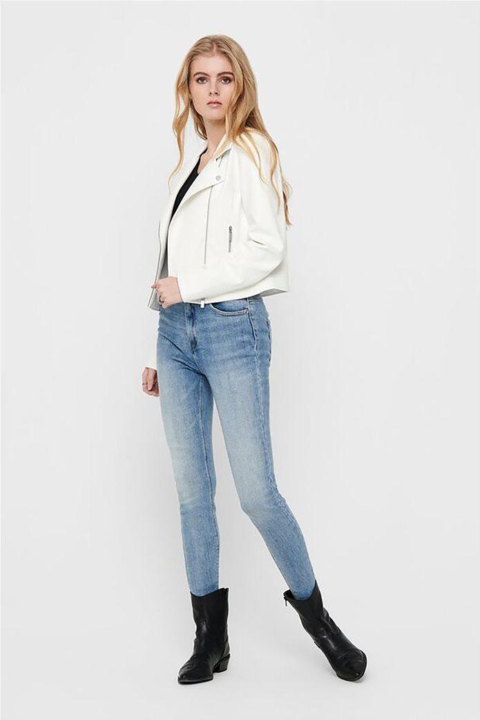 ONLY γυναικείο faux leather jacket 2