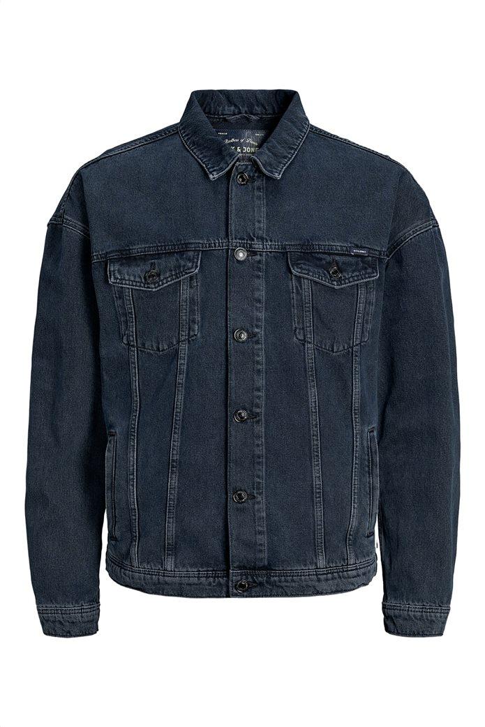 JACK & JONES ανδρικό denim jacket 5