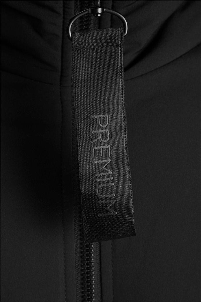 JACK & JONES ανδρικό μπουφάν μονόχρωμο ''Premium'' 1