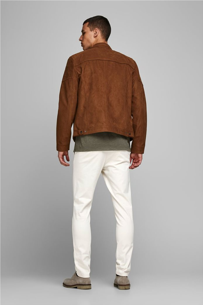 """JACK & JONES ανδρικό παντελόνι chino Slim Fit """"Marco Bowie"""" 3"""