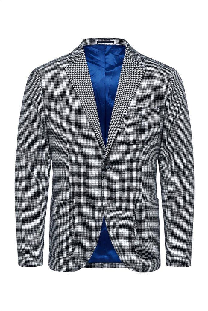 Selected ανδρικό καρό σακάκι 3