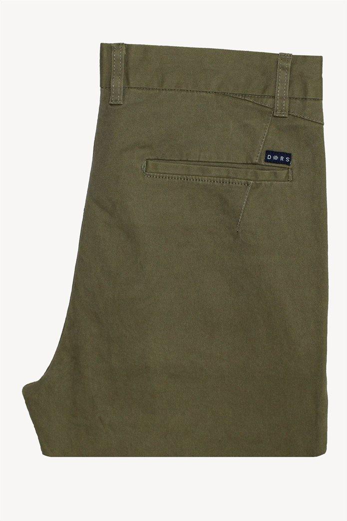 DORS ανδρικό παντελόνι chinos basic twill 1