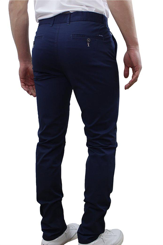 DORS ανδρικό chino παντελόνι με κεντημένο λογότυπο 1