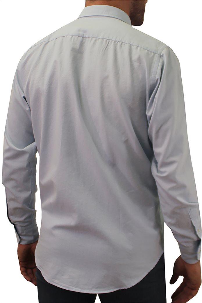 """DORS ανδρικό πουκάμισο μονόχρωμο """"Oxford"""" 1"""