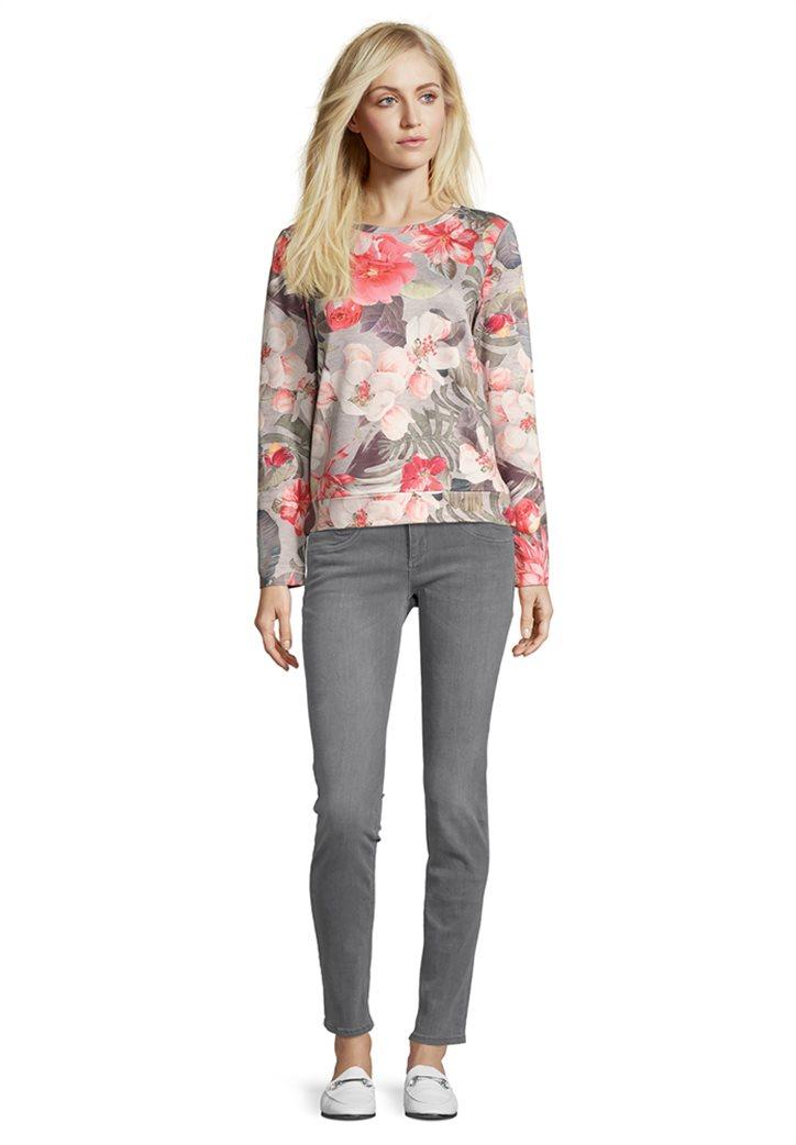 BΕΤΤΥ & CO Γυναικεία μπλούζα με μεγάλο φλοράλ print 2