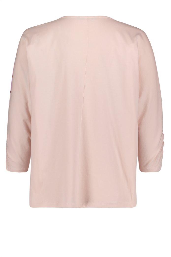 BΕΤΤΥ & CO Γυναικεία μπλούζα με all overφλοράλ print 4