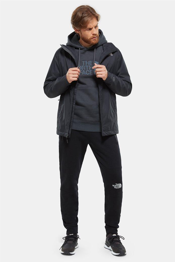 The North Face ανδρική μπλούζα φούτερ Drew Peakγκρι ανθρακί 1